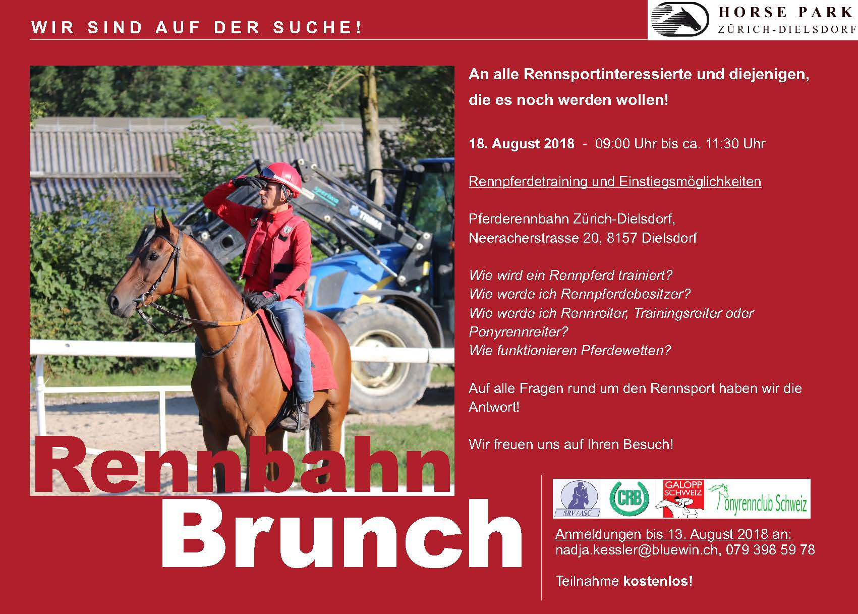 Rennbahn brunch